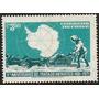 Chile - 21576 - Tratado Antártico - Trenó .com .cães