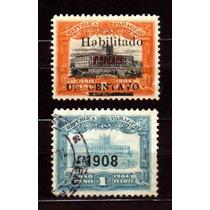 Paraguai 1906/10 * Palácio Governo Assuncion