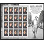 Usa- Folha- James Dean- Ano 1996- Mint