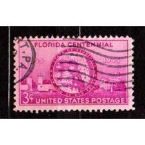 U S A 1945 * Portal St. Agostine * Palácio Governo