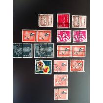 Selos Antigos E Raros Do Japão