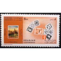 A5950 Sharjah Yvert Nº 230 Nnn Selo S/ Selo