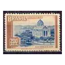 Selo Brasil,prop. Turística Palácio Monroe 1937,novo.descr.