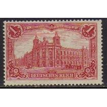 Col 08233 Alemanha Reich 76 Com Denteação 14 Raro Nn