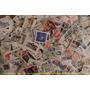 Lote Com 2000 Selos Da Alemanha (atual, Ocid, Orient. Reich)