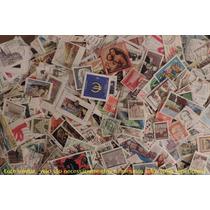 Lote Com 300 Selos Da Alemanha (atual, Ocid., Orient. Reich)