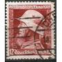 Alemanha = 570 = Uniforme .de Infantaria - 12 Pf