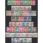 Alemanha - Ocidental - 1954-89 - Lote 50 Selos Diversos