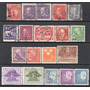 Suécia - 1911-62 - Lote 19 Selos Diversos