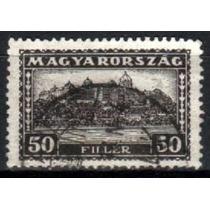 Brasil 1931 * Palácio .de Budapest * 50f .ocre