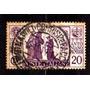 Itália 1931 * Vll Cent .morte Sto Antonio Pádua .violet .cl