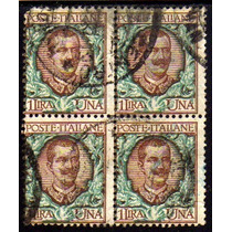 Col 10735 Itália 73 Victor Emmanuel Quadra U