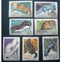 A5007 Russia Fauna Animais De Pele Valiosa Yvert Nº 3265/71