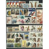 10 Anos Compl.76/77/78/79/80/85/86/87/88/89-comemorat. -leia