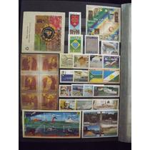 Ano Completo De 1999 Com 43 Selos Todos Perfeitos (mint)