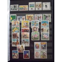 Ano Completo De 1996 Com 31 Selos Todos Perfeitos (mint)