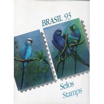 1993 - Coleção Anual Selos Correios Brasil