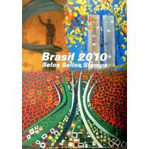 Ca-3013 - Colecao Anual De Selos Do Brasil - 2010