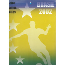 2002 - Coleção Anual Selos Correios Brasil