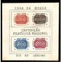 Folhinha Rara-selos 70-73-1934-exposição Filat.nacional-rio