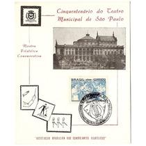 Av 849d- Filhinha 50 Anos Teatro Mun Sp