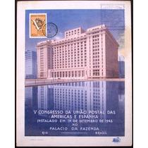 A9304 Brasil Folhinha Nº 11 Oficial Cbs Comem. União Postal