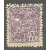 Selo Do Brasil - 150 R Com Carimbo Araraquara A R. Preto