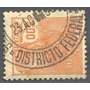 600r. Com Carimbo Districto Federal .