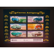 Brasil 2001 Carros Antigos Automóveis