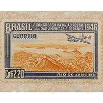 Filatelia Antigo Selo Rio De Janeiro Coleção Objetos Antigos