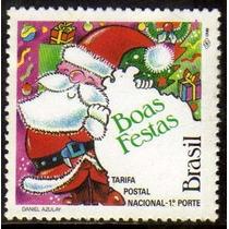 Brasil C 1827 Natal Papai Noel 1992 Nnn