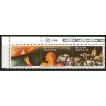 1989 Mint Bicentenário Inconfidência Mineira 1627-29 ( 77 )