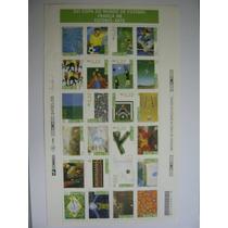 Rb878 - Folha Mint Novo Copa Futebol 1998 24 Selos Diferente