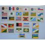 Bandeiras Estados Brasileiros 27 Selos Novos 1981-99