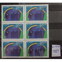 Sextilha Nova C-1642; Associação Comercial 1989 Nnn