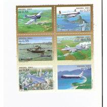 Lindos Selos - Aviões Pioneiros Aviação Comercial No Brasil