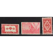 Rhm C57/59 - Novos Com Goma - Valor De Catálogo R$70,00