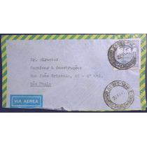 Brasil 1939 Bonito Envelope Circulado Franquia Isolada C-134