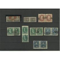 L500-brasil-coleção C/ Pares De Selos Iimperio-cat.775,00