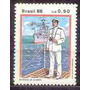 Selo Brasil,trajes Militares,marinha 1986,mint.ver Descr.