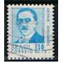 Selo Brasil,antigos Presidentes,arthur Bernardes 1967,usado.