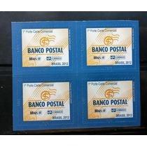 Q-5114 - 2012 - Banco Postal - Quadra