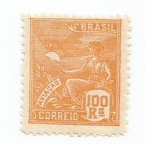 Brasil Vovó Mint Rhm 2010 Novo.100 Réis