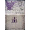 A2135 Brasil Carta Bilhete Nº 99 Circulada