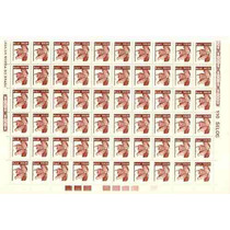 Regulares-cajú-folha Inteira De 110 Selos N.623-nova-goma Br