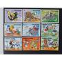 Serra Leoa Desenhos Donald 1983-84 Selos Novos