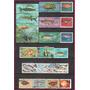 Peixes - Lote 20 Selos Diversos