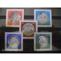 Rb2615 - Selos Novos Moedas Alemanha Oriental Ddr