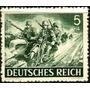Moto - 18315 - Alemanha - Moto Militar - 5 Rpf. - Verde