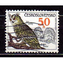 Tchecoslováquia 1986 * Coruja (bubo .bubo)